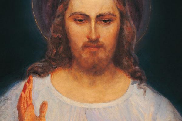 Obraz Jezu Ufam Tobie, Wilno
